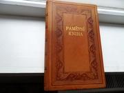 Книга памяти начала ХХ века, уникальная очень редкая, старинная.